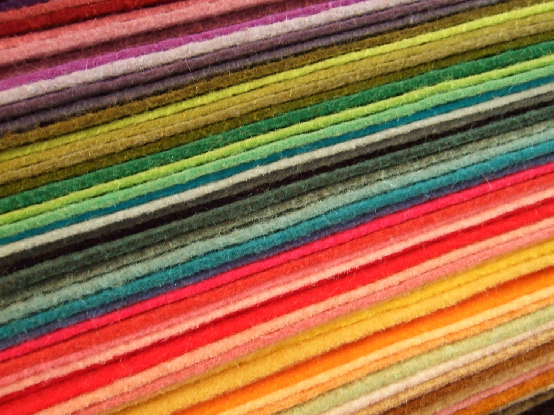 Felt Fabric Uses Uses of The Felt Material